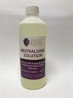 Neutralising Solution