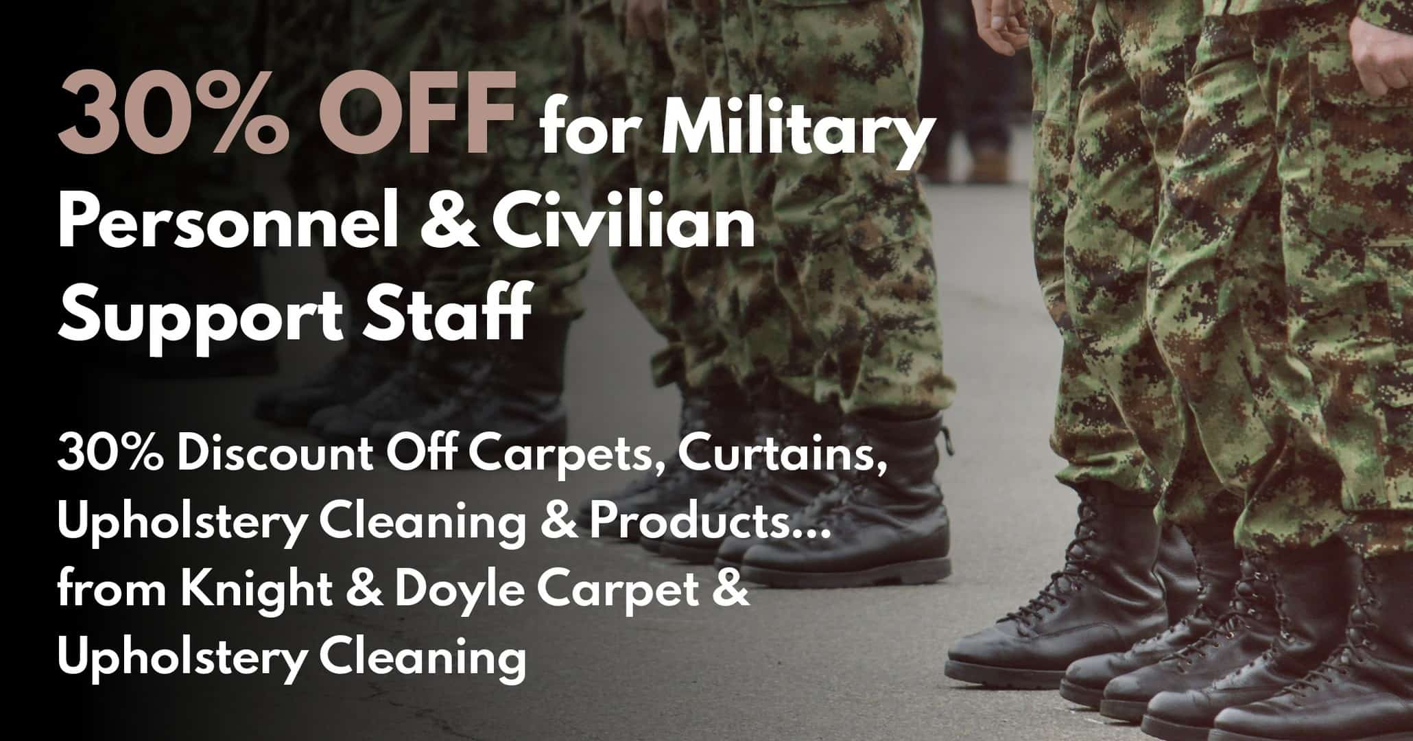 Discount For Military Armed Forces
