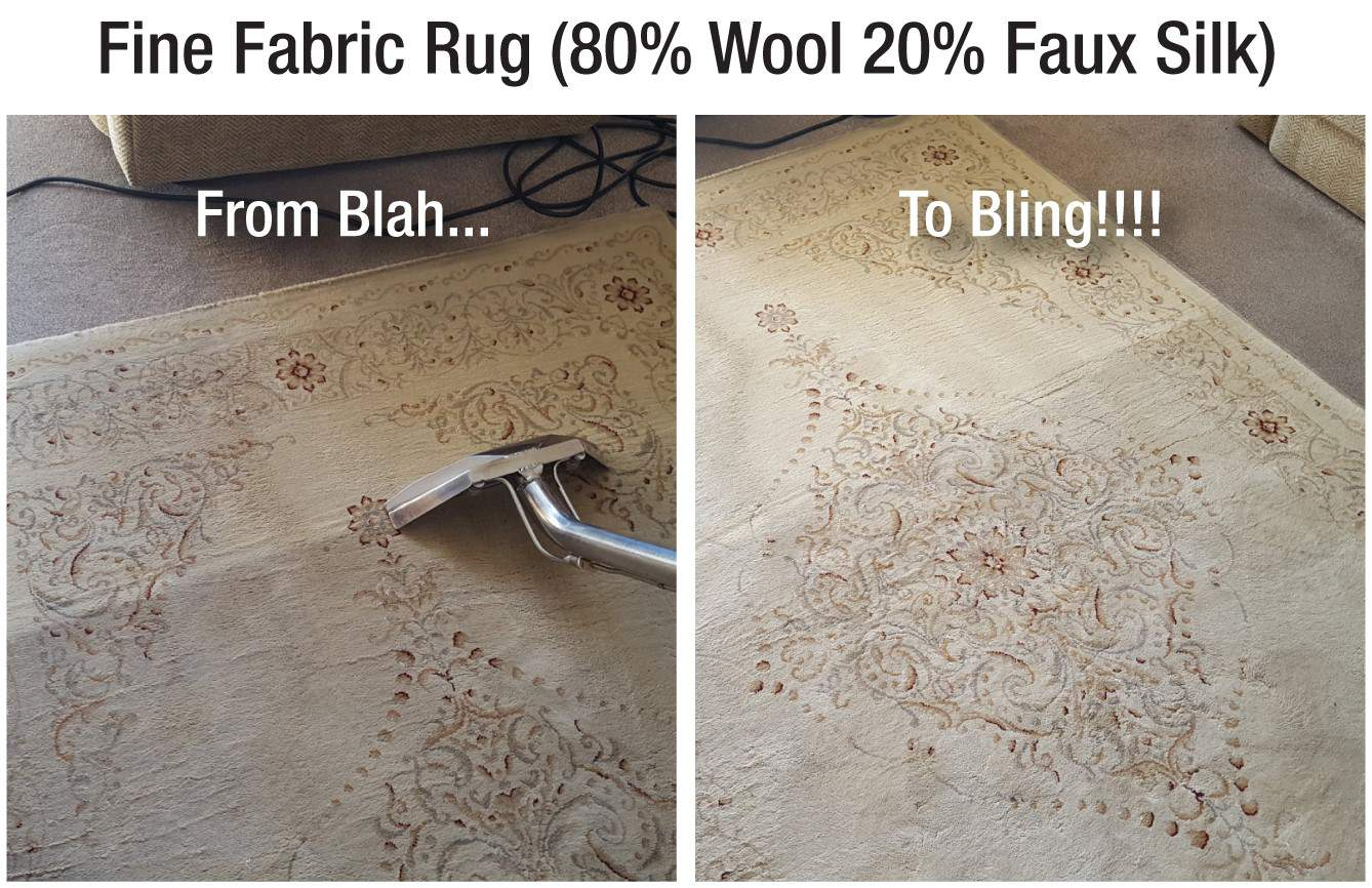 Cleaning Fine Fabric Rug